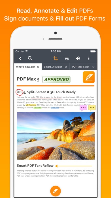 Screenshot #6 for PDF Max Pro - #1 PDF app!