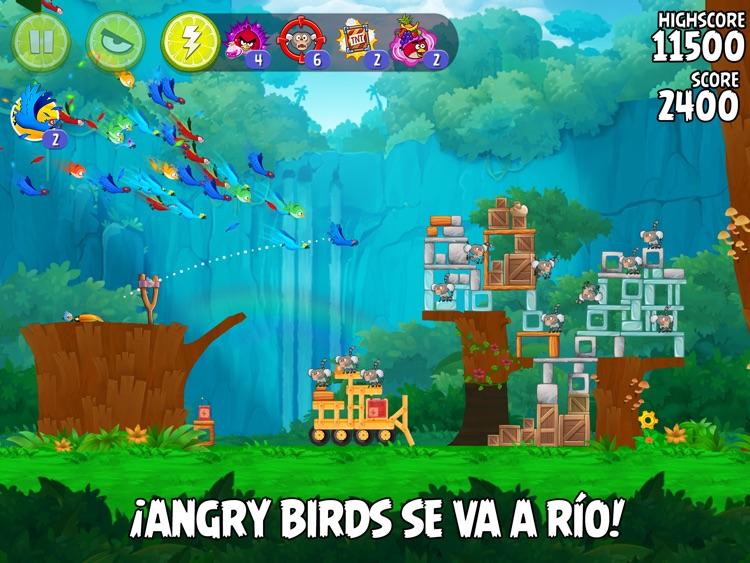 Angry Birds Rio HD