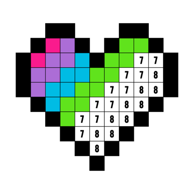 Color by Number: Coloring Book app review