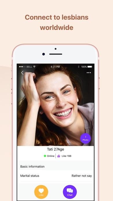 Lesbian hookup dating site