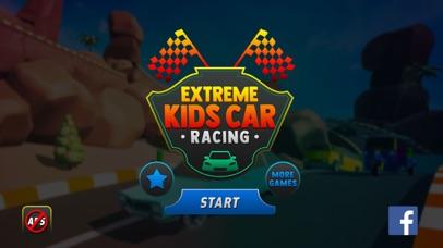 Kids Extreme Car Race 2018 screenshot 3