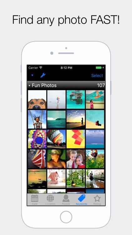 PixSort -- Photo tagging