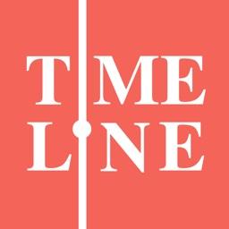 Timeline - World history