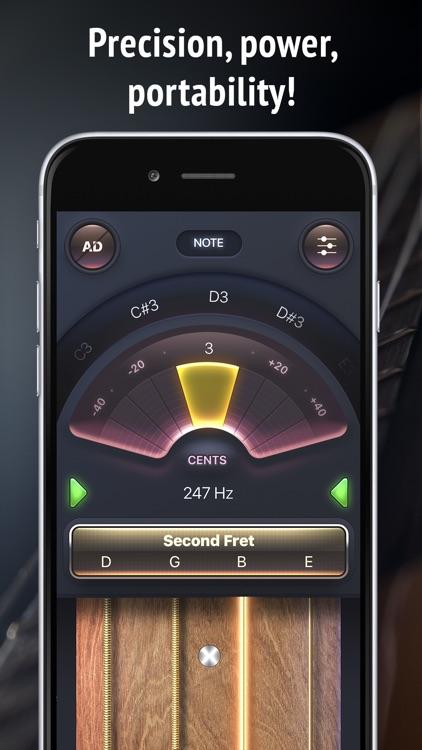 Guitar & Ukulele Tuner screenshot-4