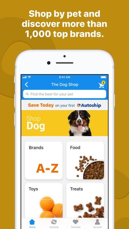 Chewy - Where Pet Lovers Shop screenshot-5