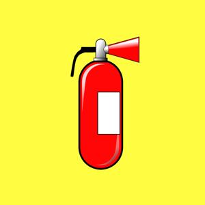 Fire Extinguisher Stickers - Stickers app
