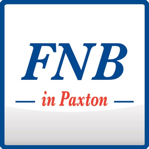 First National Bank in Paxton