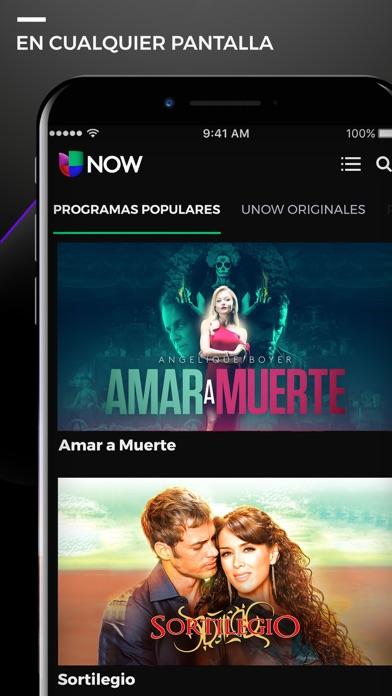 UnivisionNow En Vivo/On Demand app image
