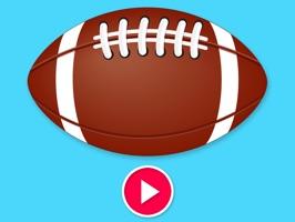 Animated Football Stickers