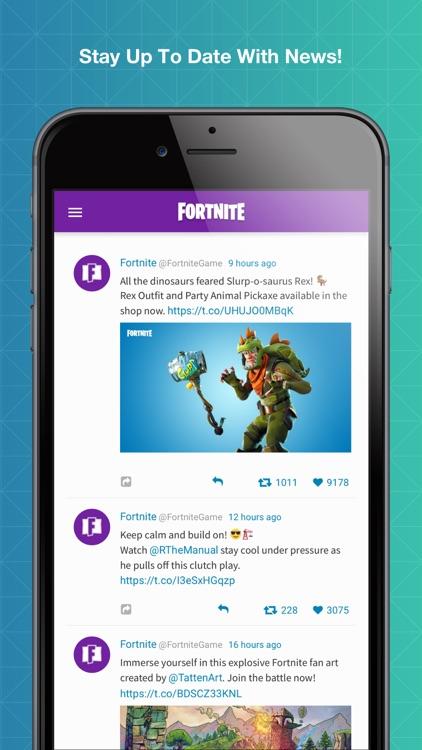 Field Guide for Fortnite screenshot-3