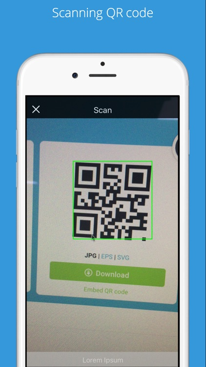QR Reader kit screenshot-2