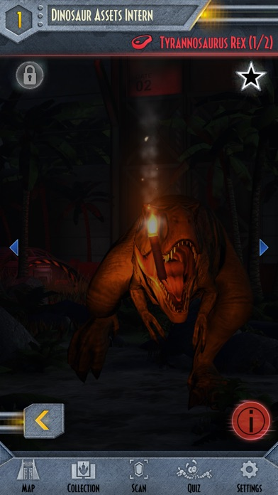 Jurassic World Factsのスクリーンショット5