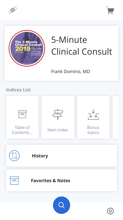 5 Minute Clinical Consult 5MCC screenshot-0