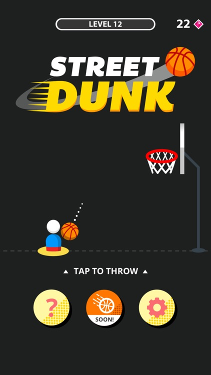 Street Dunk! screenshot-0