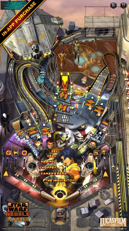 Star Wars™ Pinball 7 screenshot-9