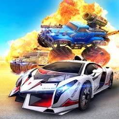 Overload: Car Battle Online