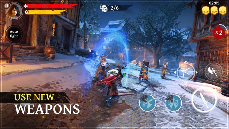 Iron Blade: Medieval RPG screenshot-5