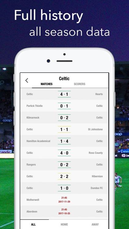 Live Football Premiership screenshot-3