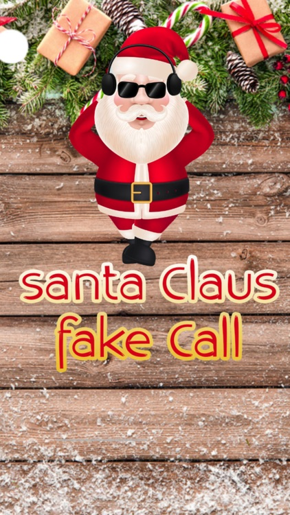 Santa Claus Fake Video Call screenshot-4