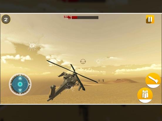 Gunship Air Combat  3D Action screenshot 6