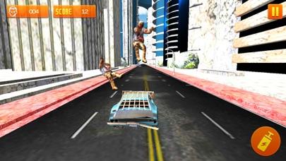 Zombie Survival killing Game Screenshot