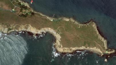 California Tides & Weather Screenshot