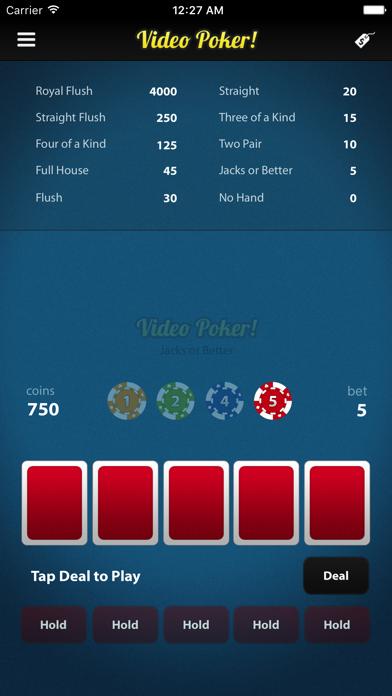 Poker! screenshot three