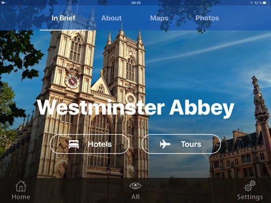 Westminster Abbey Visitors-ipad-0