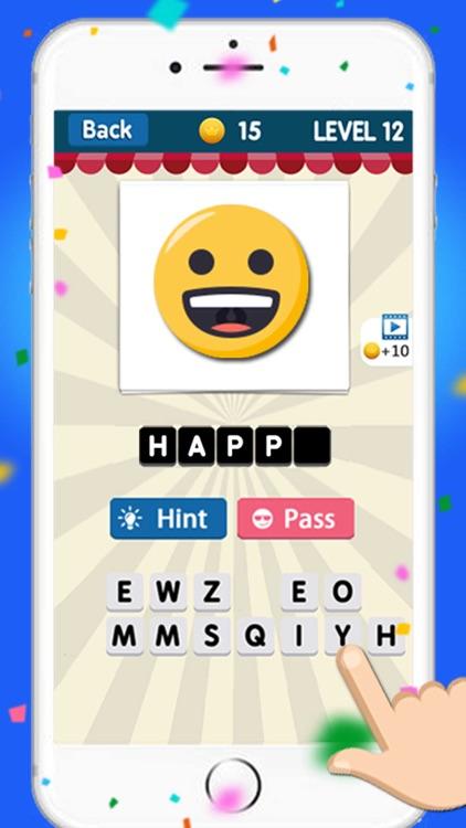 Guess Games - Emoji Quiz screenshot-0