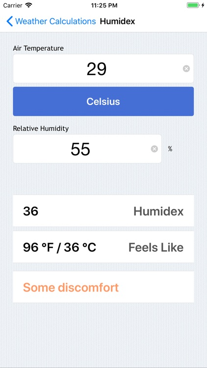 Weather Calculations screenshot-4