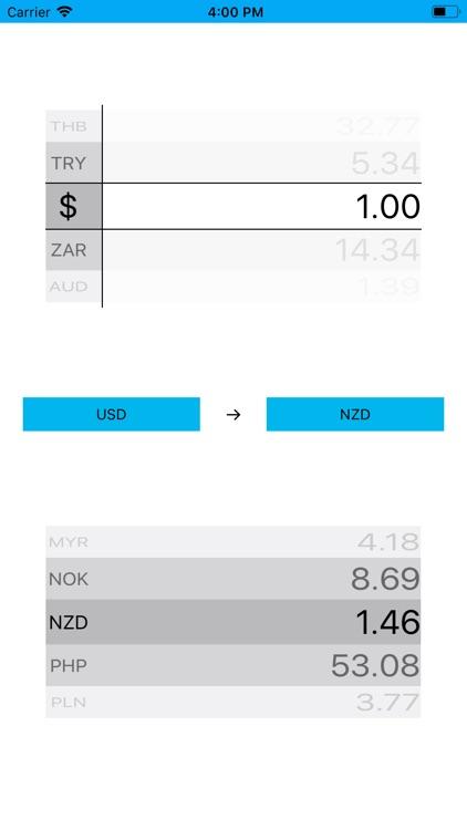All Currency Converter app screenshot-9