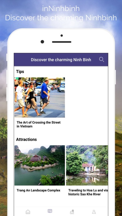 Ninh Binh Travel by inVietnam screenshot three