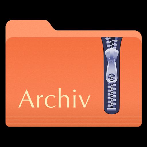 Archiv: современный, мощный архиватор и распаковщик