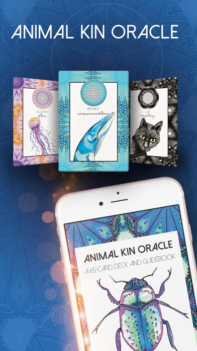 Animal Kin Oracle Cards screenshot 1