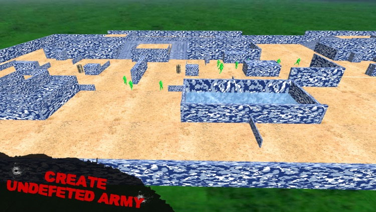 Toy World War - Army Men Fight screenshot-3