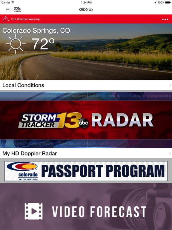 KRDO StormTracker 13 Weather | App Price Drops