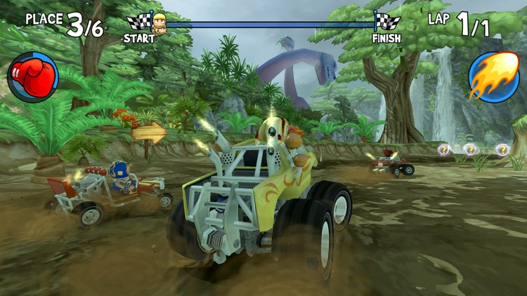 Beach Buggy Racing screenshot-4