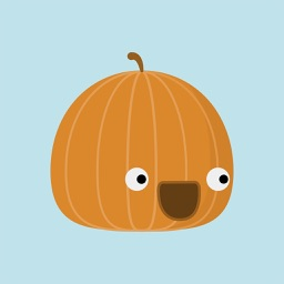 Everyday Pumpkin Stickers
