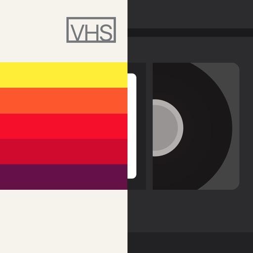 VHS Video Cam - VCR Retro Cam iOS App