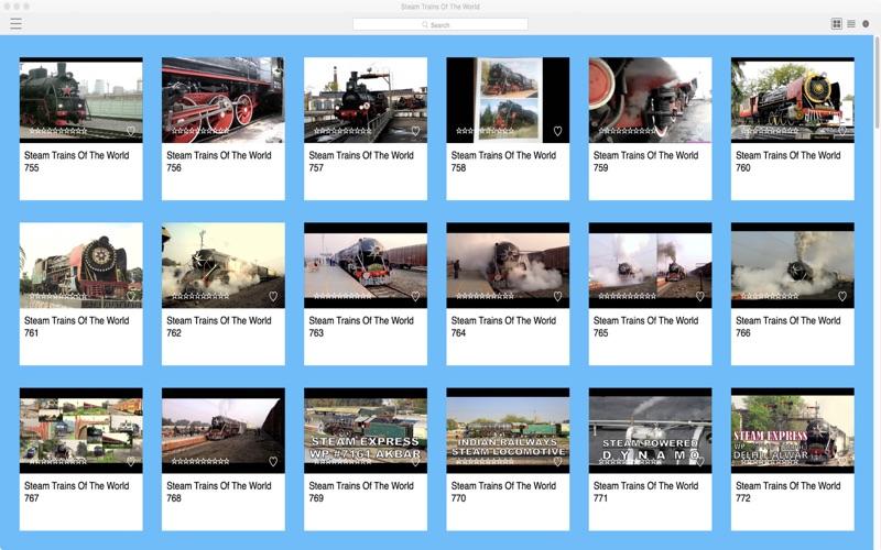 Steam Trains Of The World screenshot 2