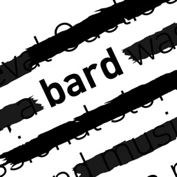 Blackout Bard: Create Blackout Poetry