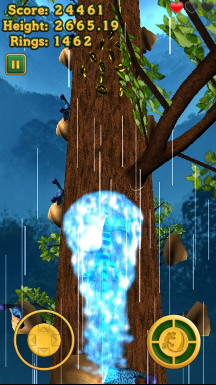 Crazy Lizard - The Amazing Journey screenshot-3