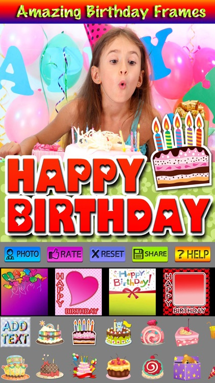 Happy Birthday Cards & Clipart