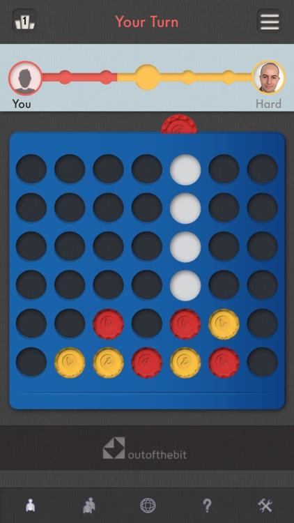 Four In A Row - Classic Games screenshot-4