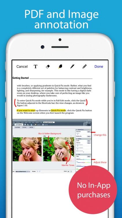 FileBrowser - Computers+Cloud screenshot-3