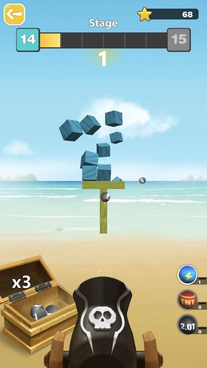Crush Falling Balls screenshot-4