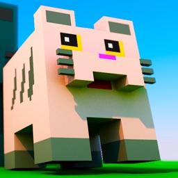 Laser Cat Craft