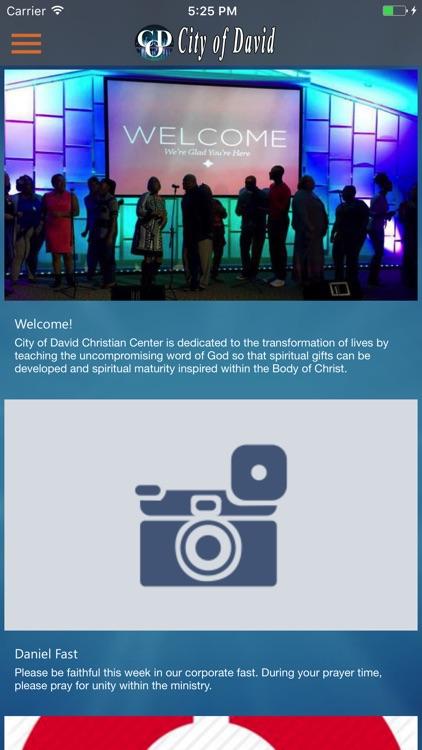 City of David Christian Center