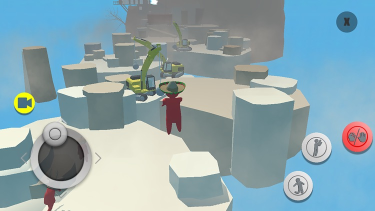 HUMAN FALL FLAT 2018 screenshot-1