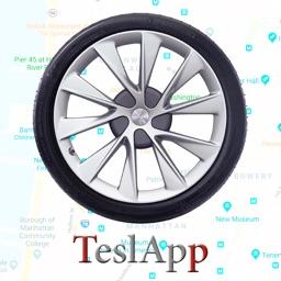 TeslApp for Tesla